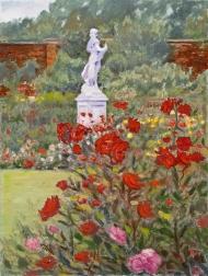 Rose Garden, Hampton Court