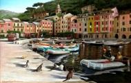 The Harbor of Portofino