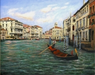 Venice, The Grand Canal ll