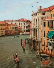Venice, The Grand Canal IV