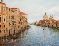 Venice, The Grand Canal III